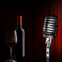 Stand up wine-comedy